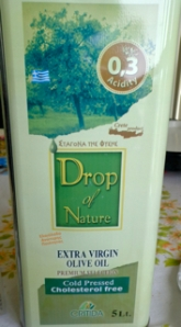 Drop of Nature Olive Oil