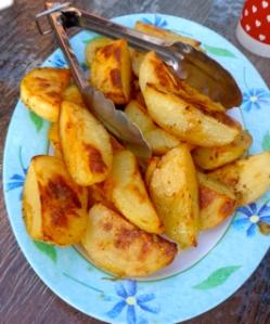 Patates tou Fournou