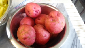 Susan's Red Potatoes