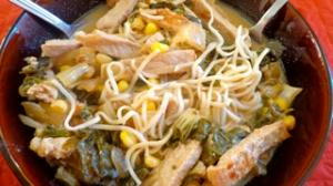 Homemade Ramon Noodles